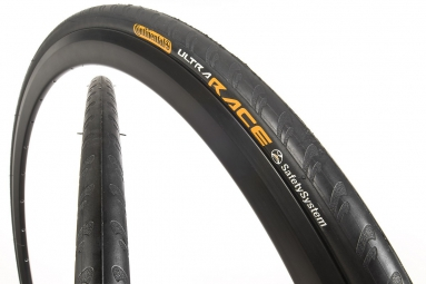CONTINENTAL Pneu ULTRA RACE 700x25mm Rigide Noir