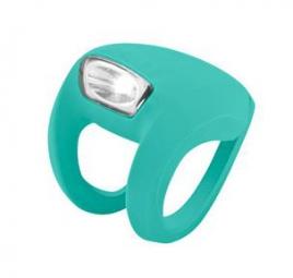 KNOG Lampe Avant FROG STROBE - Turquoise
