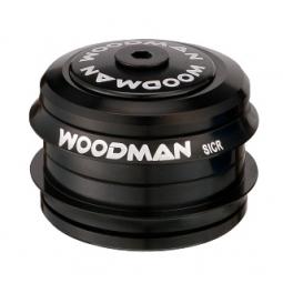 WOODMAN Jeu de Direction AXIS SICR Comp Semi-intégré 44mm 1''1/8 Noir