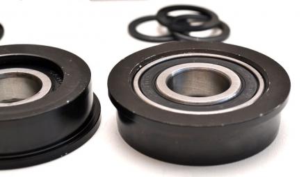 STOLEN Boitier de Pédalier US BB sealed 19mm Complet Noir