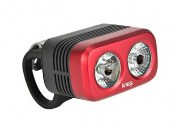 KNOG Lampe Avant BLINDER ROAD 3 Rouge
