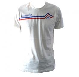 LE COQ SPORTIF EDT T-Shirt Participant Marshmallow