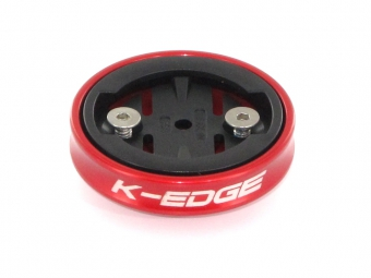 K-EDGE SupportGravity pour GARMIN Edge Rouge