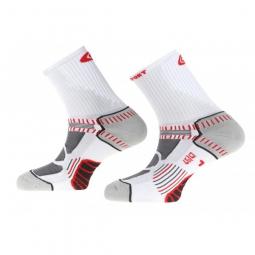 BV SPORT Paire de chaussettes TEAMSOCKS Blanc