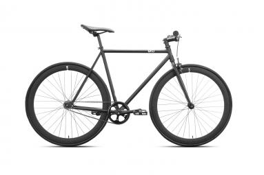 6KU Vélo Complet Fixie NEBULA 1 Noir