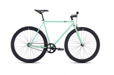6KU Vélo Complet Fixie MILAN 2 Mint Green/Black