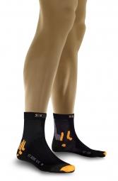 X-SOCKS Paire de chaussettes BIKE STREET WR Noir