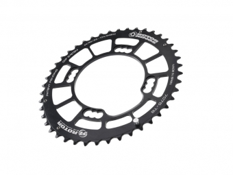 ROTOR Plateau Ovale QX3 Triple 104mm BCD