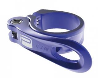 PROMAX Serrage de Selle Rapide QR-1 Bleu