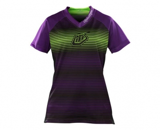 TROY LEE DESIGN Maillot Femme SKYLINE Violet