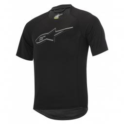 ALPINESTARS Tee Shirt KRYPTON Noir