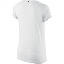 NIKE T-Shirt DRI-FIT TOUCH BREEZE Femme