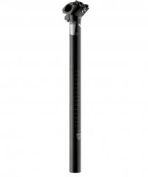 TRUVATIV Tige de Selle Stylo T20 0mm Offset 400mm Blast Noir