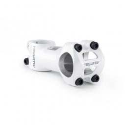 TRUVATIV Potence AKA All Mountain 5° 31.8mm 1''1/8 Blanc