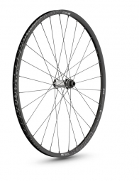 DT SWISS 2015 Roue Avant 27.5'' X1700 SPLINE TWO 15mm Center Lock Noir