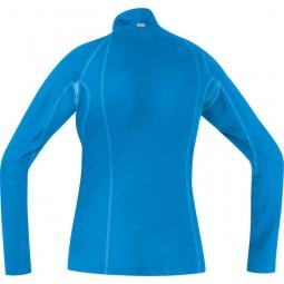 GORE RUNNING WEAR Maillot Femme ESSENTIAL 2 Bleu
