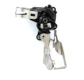SRAM Dérailleur Avant X0 2x10V Capacité 34 Dents Collier Haut 31.8mm Tirage Bas