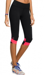 UNDER ARMOUR Corsaire compression UA FLY-BY CAPRI Femme