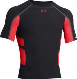 UNDER ARMOUR T-Shirt Manches courtes Compression HEATGEAR