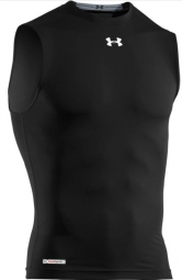 UNDER ARMOUR T-Shirt Sans manches Compression HEATGEAR SONIC