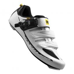 Chaussures Route Mavic Ksyrium elite maxi fit 2015 Noir Blanc