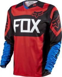 FOX 2014 Maillot manches Longues DEMO Rouge/Bleu