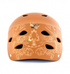 Casque bol Planet X Dirt Marron Taille unique