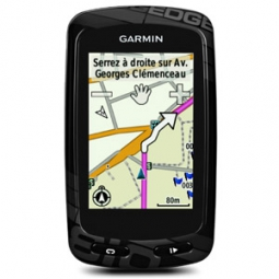 GARMIN GPS EDGE 810 Noir + Carte TOPO FRANCE ENTIERE V3
