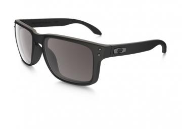 OAKLEY Paire de lunettes HOLBROOK Dark Grey / Warm Grey Ref OO9102-64