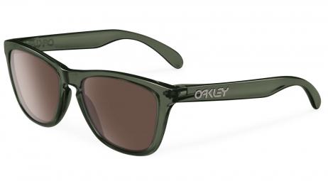 OAKLEY Lunettes FROGSKINS Olive Ink / Warm Gray Ref OO9013-04