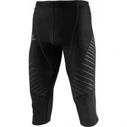 SALOMON Corsaire ENDURANCE 3/4 TIGHT Noir