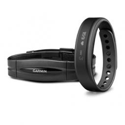 GARMIN Bracelet Vivosmart HRM Gris