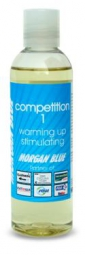 MORGAN BLUE Huile Warm Up 120 ml