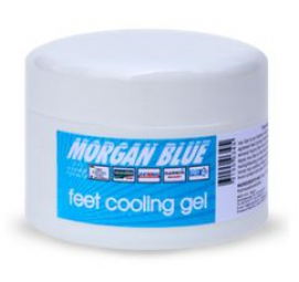 MORGAN BLUE Gel Pieds frais 200ml
