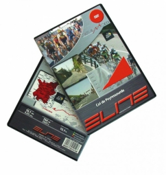 ELITE DVD TDF Virtual Reality Montée de St Lary