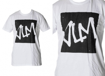VOLUME T-Shirt VLM SQUARED Blanc