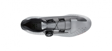 Chaussures Route FIZIK R5b UOMO 2015 Blanc / Gris clair