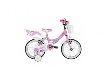 Vélo Enfant Lombardo BAFFY 12'' Rose