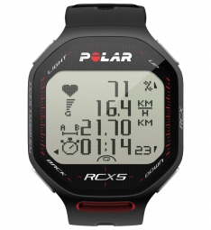 Montre GPS Polar RCX5 Noir