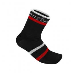 ZERO RH Paire de chaussettes ANDRO Noir Blanc