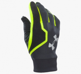 UNDER ARMOUR Gants ENGAGE Noir Jaune