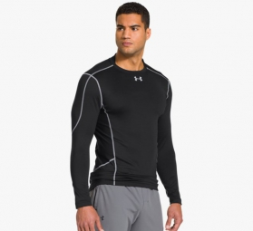 UNDER ARMOUR Baselayer COLDGEAR EVO Noir