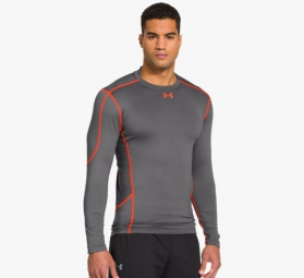 UNDER ARMOUR Baselayer COLDGEAR EVO Gris