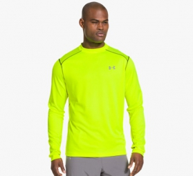 UNDER ARMOUR Maillot PROMISE Jaune