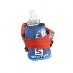 SALOMON S-LAB SENSE HYDRO SET Aluminium/Rouge