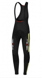 CASTELLI Collant Long SORPASSO Noir Fluo