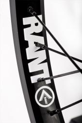 RANT Roue Arriere S20 Noir