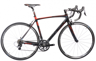 VIPER 2015 vélo complet VERBIER Carbone Shimano 105 Compact 11V Gris