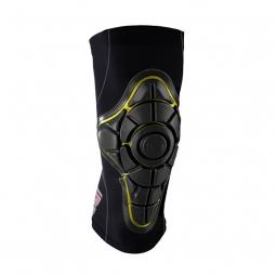 G-FORM PRO-X Genouillères Knee PADS Noir/Jaune