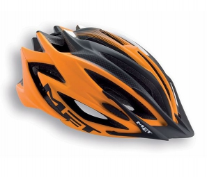 Casque Met VELENO Orange